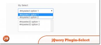 jQuery плагин jQuery Plugin – Select